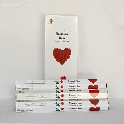 Romantic Rose Incense