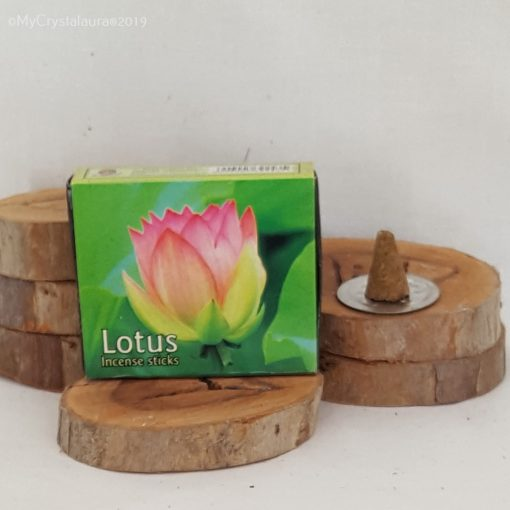 Lotus Incense Cones