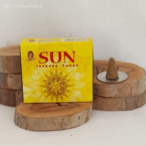 Sun Incense Cones