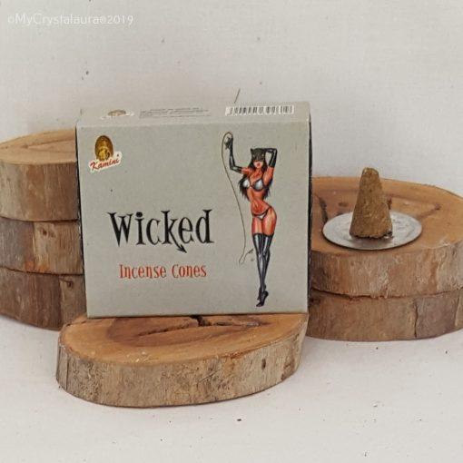 Wicked Incense Cones