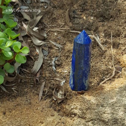 Lapis Lazuli Polished Point